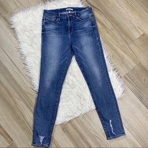 Good American Good Legs Skinny Jean 8/29